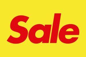 Sale nagu logo