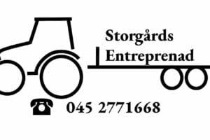 Storgårds Entrepenad logo